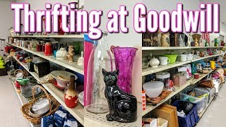 Thrifting at Goodwill+Adding to my Collection Haul-Project Thrift 52 Week 37