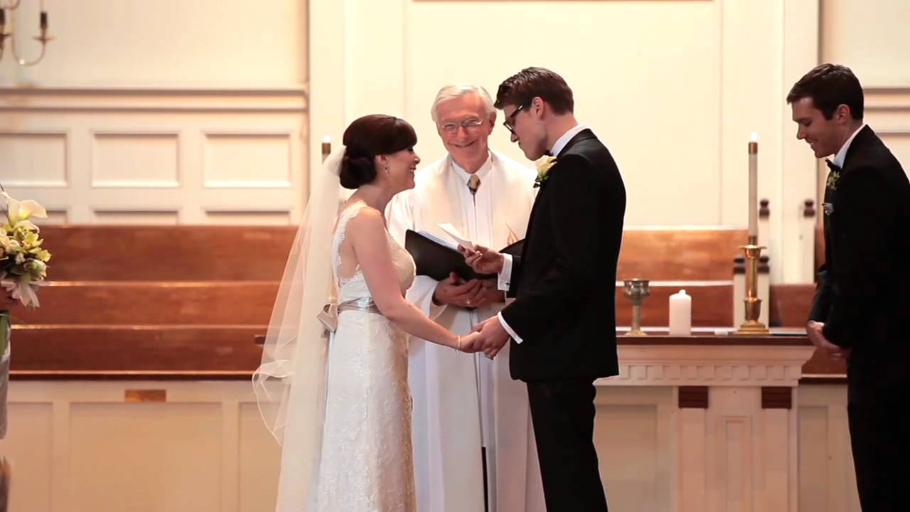 Tearful Personal Vows At First Christian Church North Hollywood