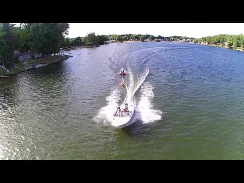 Findley Lake Tubing