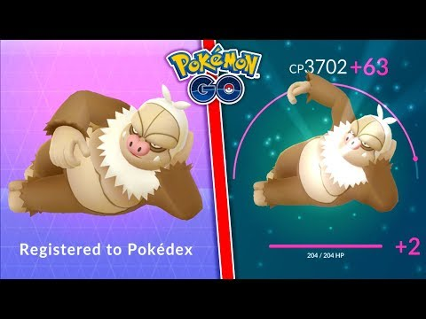 EVOLVING TO THE MOST OP POKEMON IN POKEMON GO HISTORY! MAXING OUT SLAKING IN POKEMON GO!