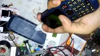 Nokia 100 disassembly