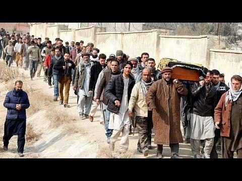 دولت افغانستان اعلام کرد: ماتم ملی و یک روز تعطیلی عمومی در پی حملۀ تروریستی کابل…