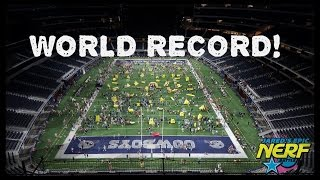 THE WORLDS LARGEST NERF BATTLE (OVER 2000 COMBATANTS!!!)