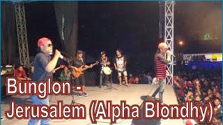 Bunglon - jerusalem Alpha Blondhy