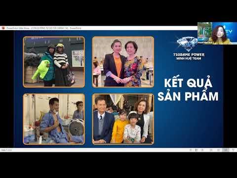 Con đường dẫn đến Tự do tài chính - Phạm Minh Huệ - 7/4/2021