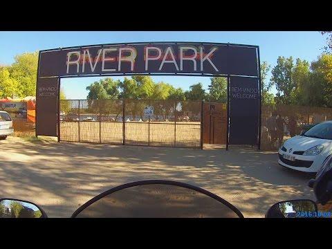 #90 - Valada, River Park, Moto lavada