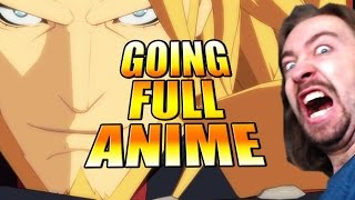 MAX GOES FULL ANIME: Learn To Love A Fighting Game Part 1 (GGXrd)