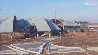 """Строительство аэропорта """"Платов"""". 23.01.2017"""