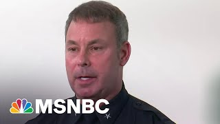Police Chief Says Daunte Wright Stopped For Driving With Expired Tags | MTP Daily | MSNBC