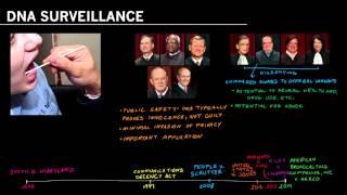 DNA Surveillance and Maryland v. King