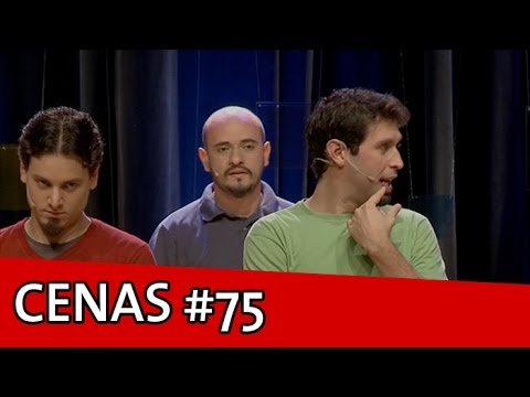 IMPROVÁVEL - CENAS IMPROVÁVEIS #75