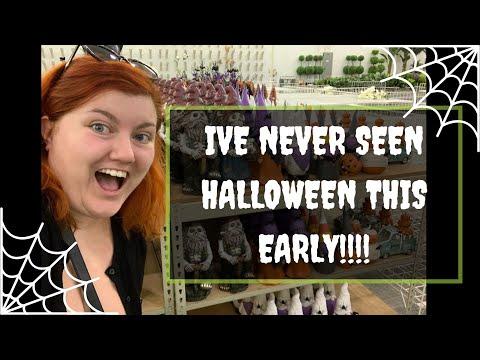 CODE ORANGE!! | The First Halloween Décor of 2021!!