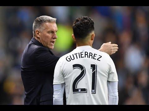 Felipe Gutierrez |  Sporting Kansas City