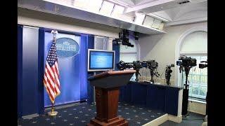 RSBN Secretary Pompeo, Secretary Mnuchin Hold White House Press Briefing