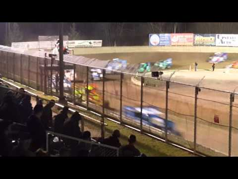 Accord Speedway on 4-15-16 Mod. Feature(part1)