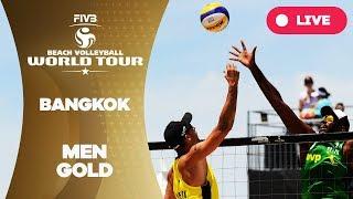 Bangkok - 2018 FIVB Beach Volleyball World Tour - Men Gold Medal Match