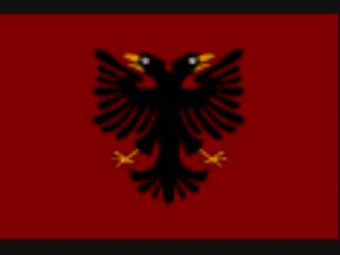 Albania Flag History YouTube - Albania flag