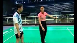 羽毛球教学 专家把脉【07】(前场反手 后场击球)