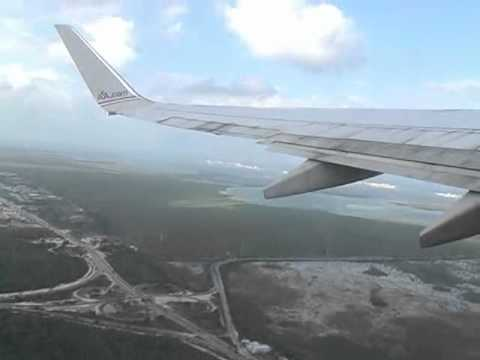 American Airlines 2192 Cancun To Miami Part 1