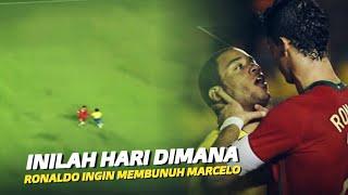 \\\x22Sebelum Jadi Sahabat Sejati\\\x22 Inilah Hari Dimana Ronaldo Ingin Baku Hantam Dengan Marcelo