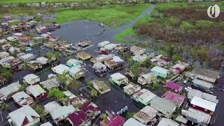 View massive damage across Puerto Rico from Hurricane Maria in this drone footage compilation