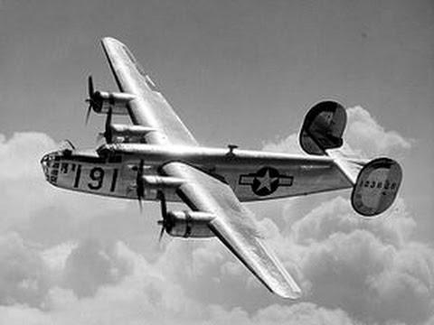Samoloty drugiej wojny światowej B-24 Liberator