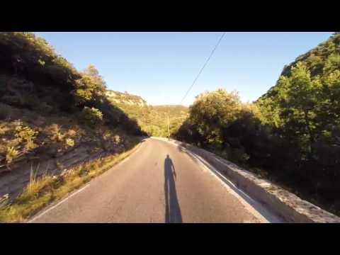 Sunset Ride in Provence - Indoor Cycling Training
