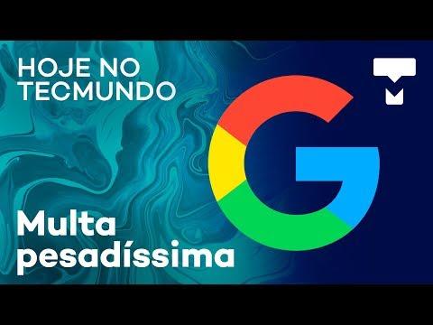 Nokia X5, Google multada em bilhões, celular dobrável e mais - Hoje no TecMundo