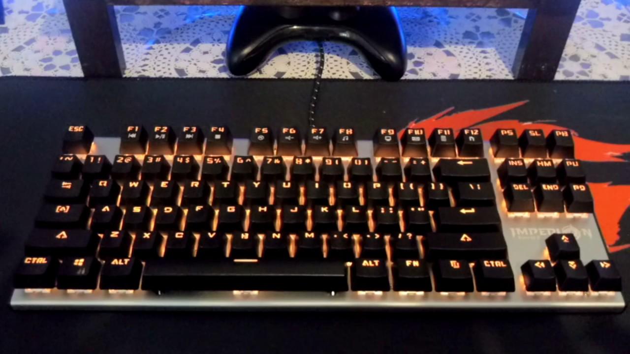 Imperion Gaming Keyboard Mechanical Tkl Mech 7 Daftar Harga Mech7 87keys Review Rgb Setelah 1 Bulan Indonesian