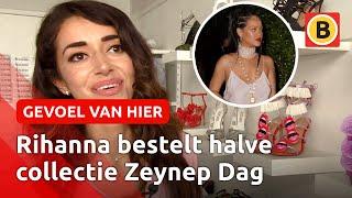 Eindhovense verkoopt zeven paar schoenen aan Rihanna