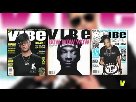 Brian Lichtenberg Talks Collaborating with VIBE Magazines Iconic Covers