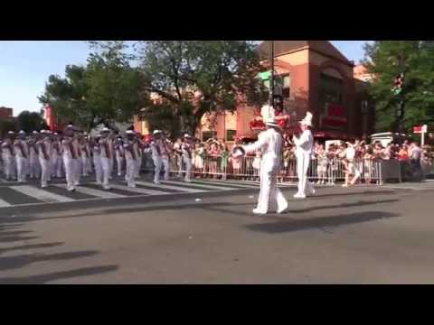 The Lesbian & Gay Big Apple Corps performing Get Lucky