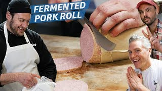 Making Fermented Pork Roll With Brad Leone - Prime Time