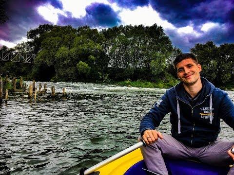 Сплав по реке Протва 2019 год
