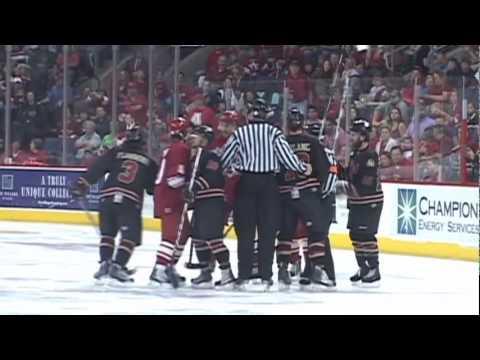 Allen Americans Hockey presented by Bar-B-Cutie