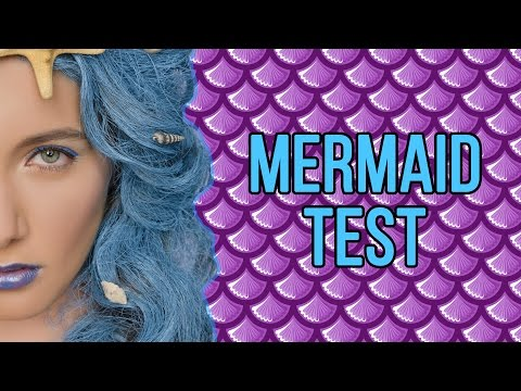 This Mermaid Test Will Tell You Everything About Your Personality