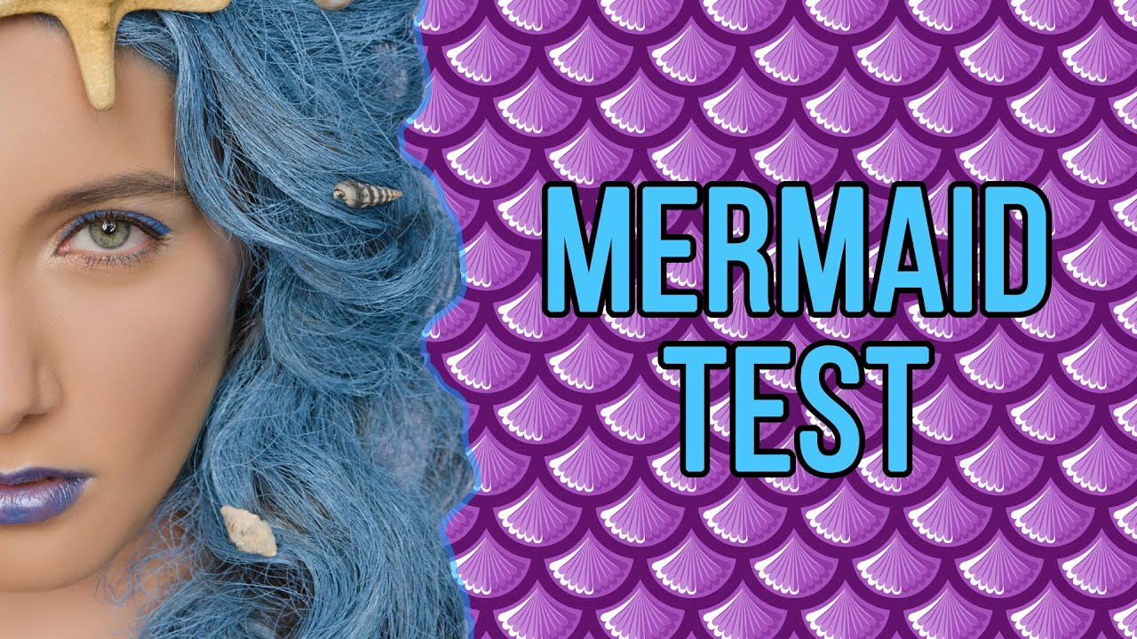 this mermaid test will tell you everything about your personality this mermaid test will tell you everything about your personality