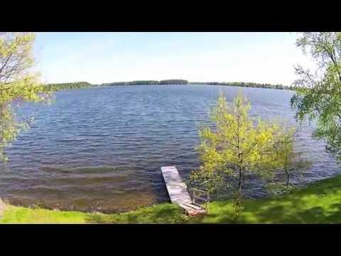 Chetek, Wisconsin Vacation Lake Cabin Rental
