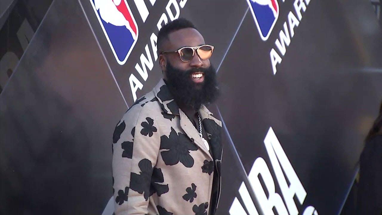 Download VIDEO: NBA Awards honor James Harden, Ben Simmons, Lou Williams   ABC7