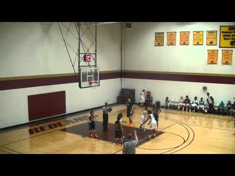 PART 8 Girls Redlands Community College Vs. Connors State 2014-2015