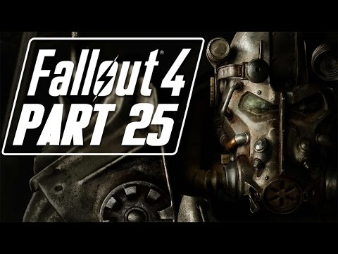 "Fallout 4 - Let's Play - Part 25 - ""Shaun And The Institute"""