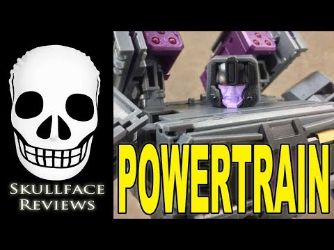 Transformers 3rd Party TransForm Mission Powertrain (Motormaster)
