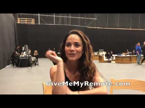 QUEEN OF THE SOUTH: Alice Braga on the joys of the USA Network series