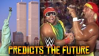 5 Times WWE PREDICTED The FUTURE!