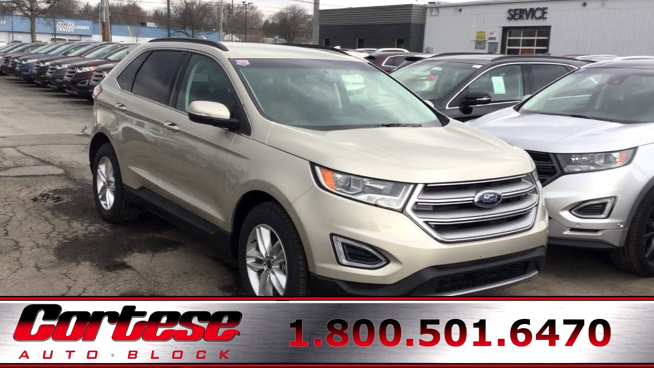 Cortese Ford April Deals  Ford Edge