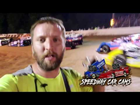 #11S Cody Smith - Open Wheel - 8-25-18 Lake Cumberland Speedway - In Car Camera