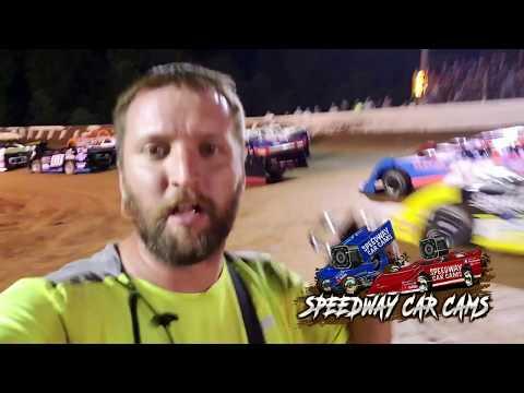 #11S Cody Smith - Open Wheel - 8-25-18 Lake Cumberland Speedway - In Car Camera