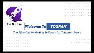 Togram   All in one Telegram Marketing Software screenshot 3
