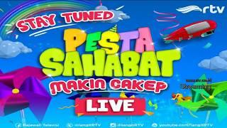 Video Live Stream : Pesta Sahabat 11 download MP3, 3GP, MP4, WEBM, AVI, FLV Juni 2018