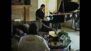 Salvador Santana Rehearsal with Carlos Santana